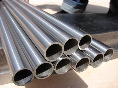 钛合金管制造