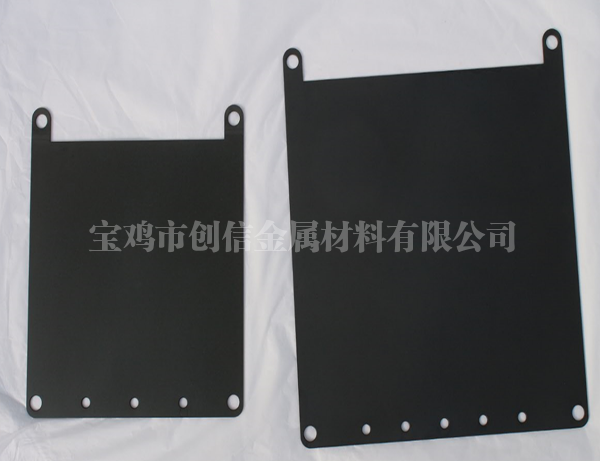 湿法冶金钛阳极