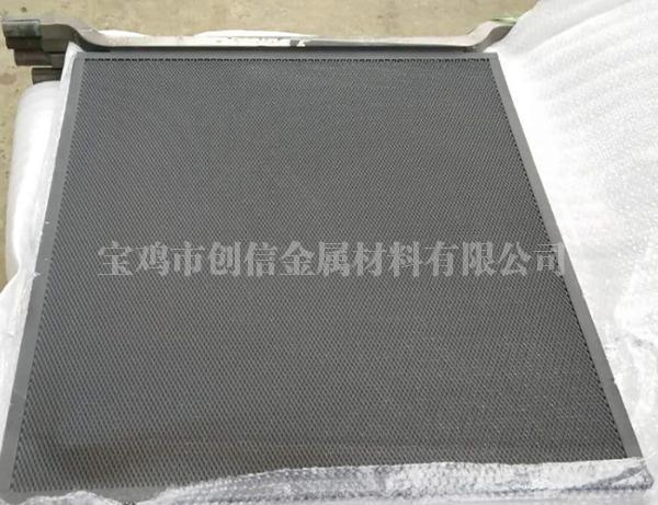 湿法冶金应用钛阳极