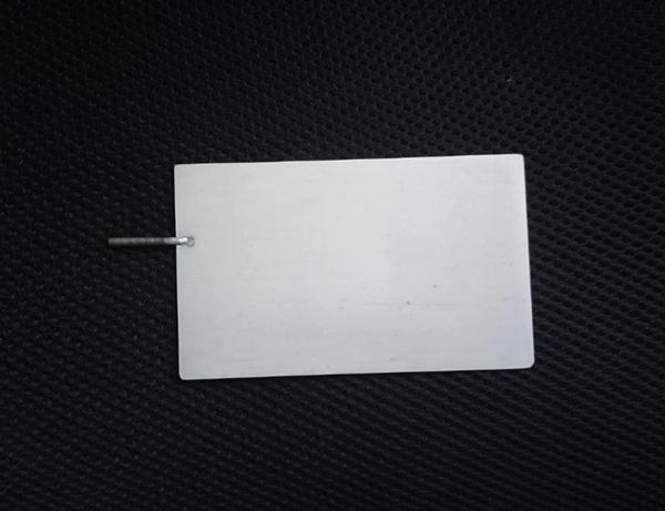 钢带镀锌/锡用钛阳极